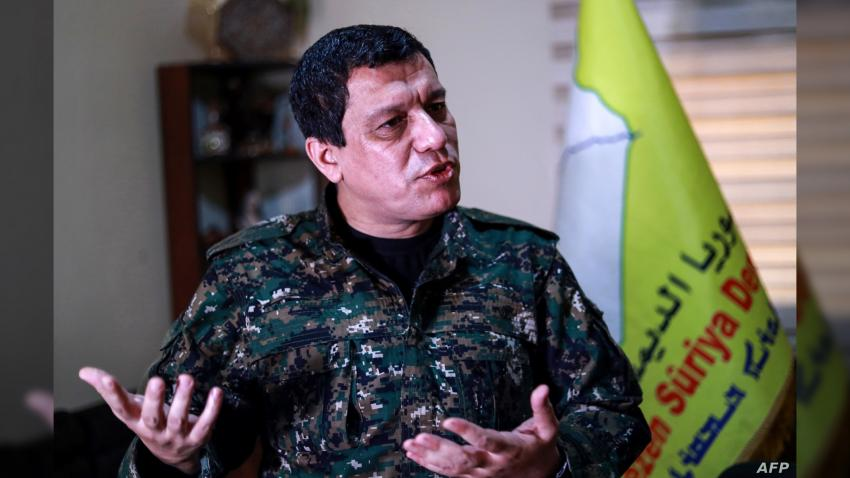 قوات سوريا الديمقراطية تطلب تحقيقا دوليا بتفجير عفرين