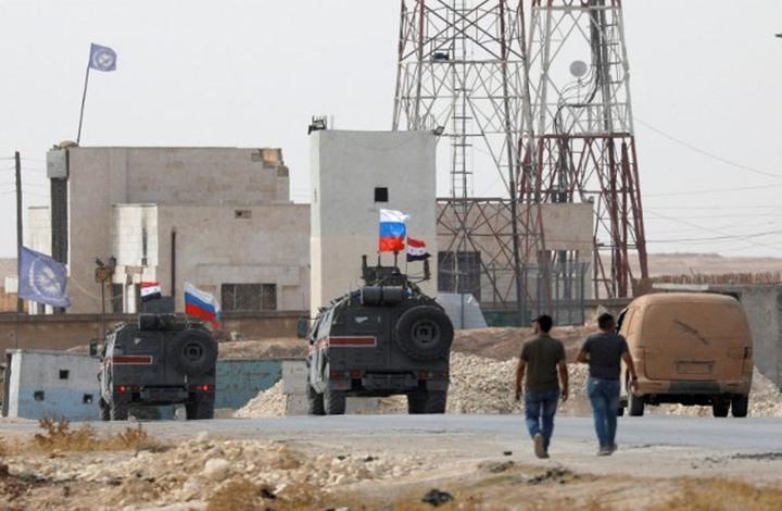 الجيش التركي يستهدف نقطة مراقبة روسية غرب كوباني ويقتل أحد الحراس