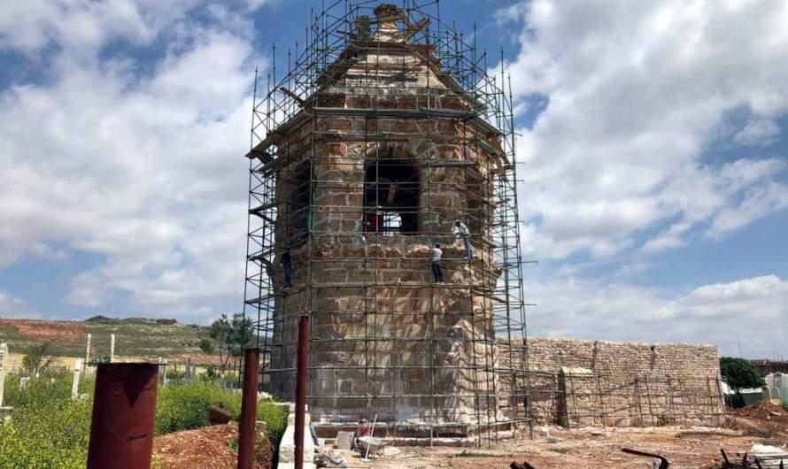 الترميم وسيلة جديدة تتبعها تركيا للتتريك ومحو معالم والمراكز الأثرية والدينية في عفرين