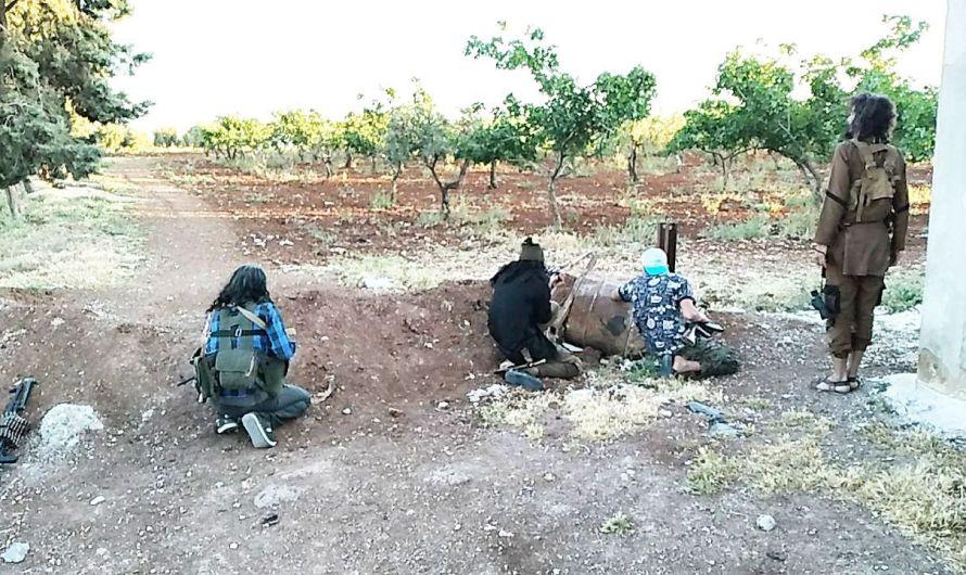 """مقتل 4 أشخاص بينهم طفل برصاص """"الجيش الوطني"""" الموالي لتركيا قرب اعزاز"""
