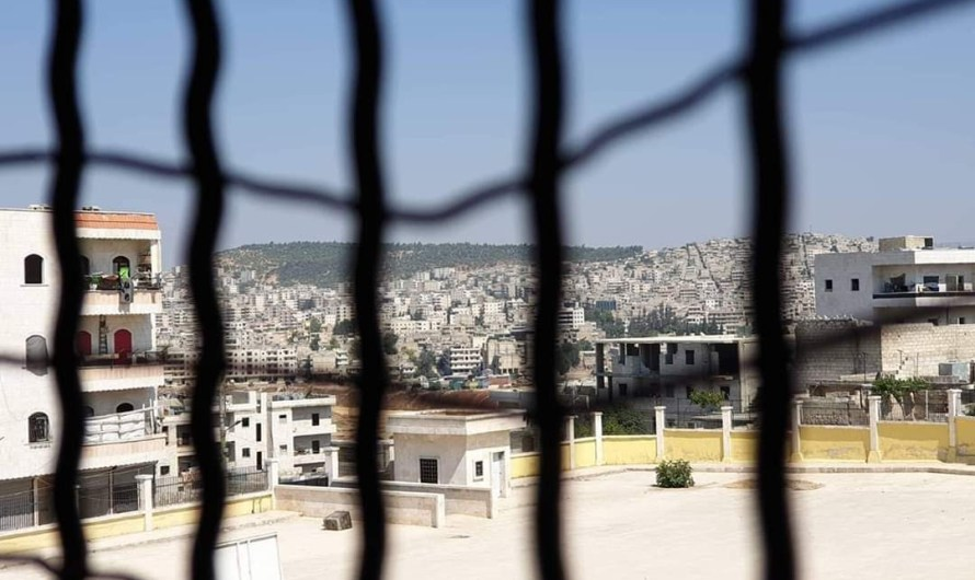 تركيا تمول بناء سجن جديد في عفرين …. بعد تضاعف أعداد المعتقلين