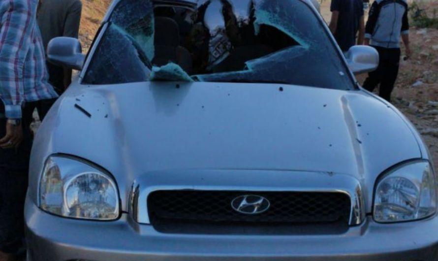 طائرة مسيرة للتحالف الدولي تستهدف سيارة «أحد قادة القاعدة» قرب الحدود السورية التركية في إدلب