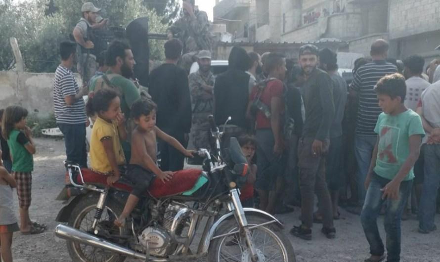 مظاهرات في عفرين وكفرلوسين.. وضحايا ونزوح المدنيين نتيجة اشتباكات وسط رأس العين