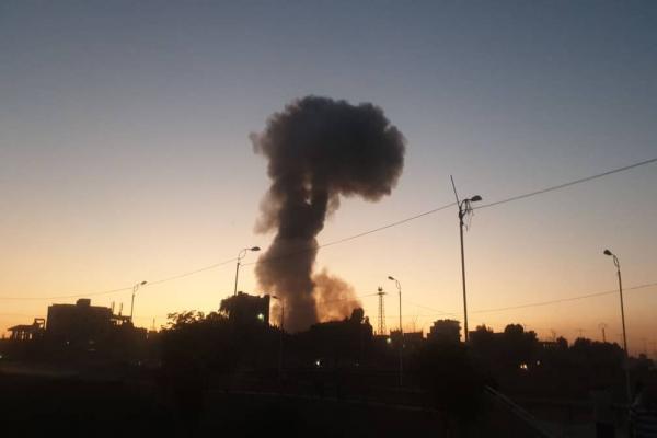 انفجار قوي يهز مدينة الحسكة