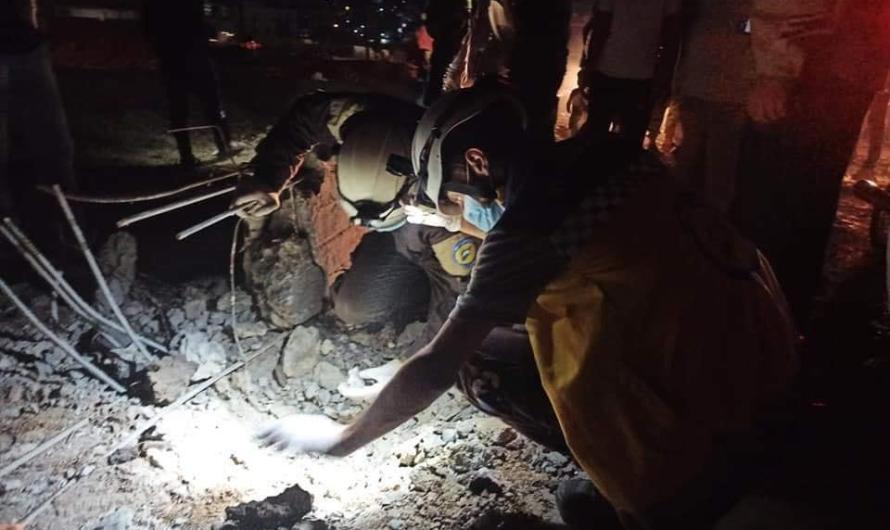 ضحايا في انفجار عبوة ناسفة في مدينة عفرين