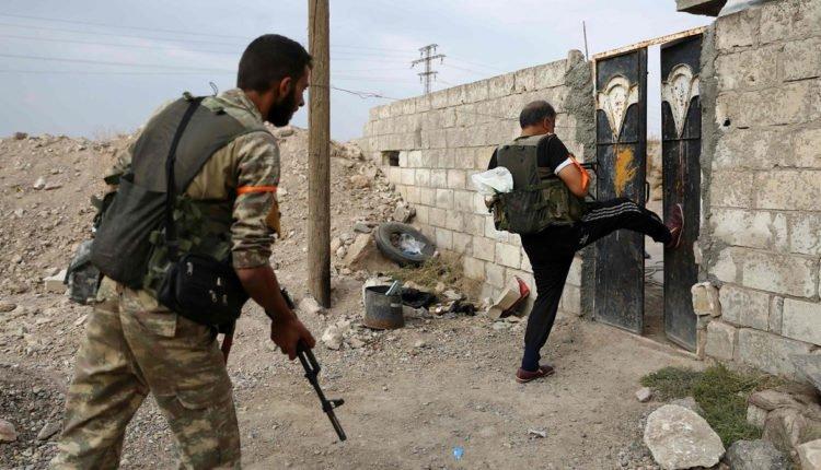 ارتفاع عدد المعتقلين منذ بداية أيلول في عفرين إلى 52 مدنيا بينهم نساء