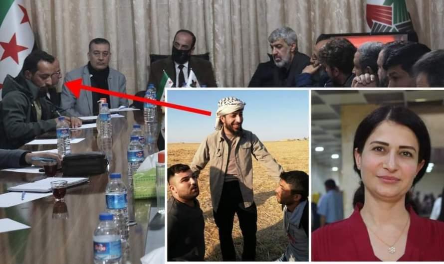 الولايات المتحدة تفرض أولى عقوباتها على جماعة مسلحة تابعة للإئتلاف ومدعومة من قبل تركيا … تورط قائدها في قتل السياسية الكردية هفرين خلف