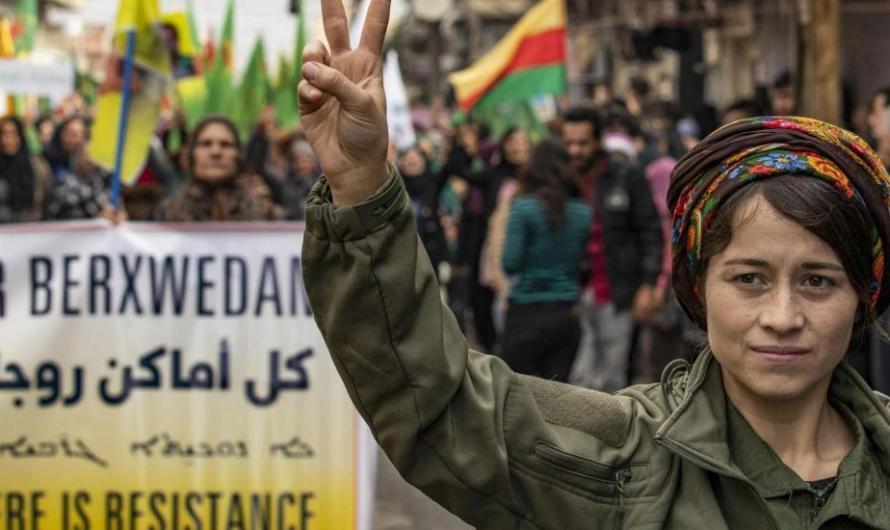 """""""ليست مزحة إنّها إبادة جماعية"""".. ناشطون يستغلون """"كذبة أبريل"""" للتذكير بجرائم الحرب التركية في عفرين"""