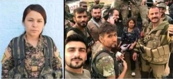 92 منظمة ومؤسسة حقوقية تصدر بيان وتدين دولة الاحتلال التركي بالحكم غير القانوني على الشابة الكردية السورية جيجك كوباني