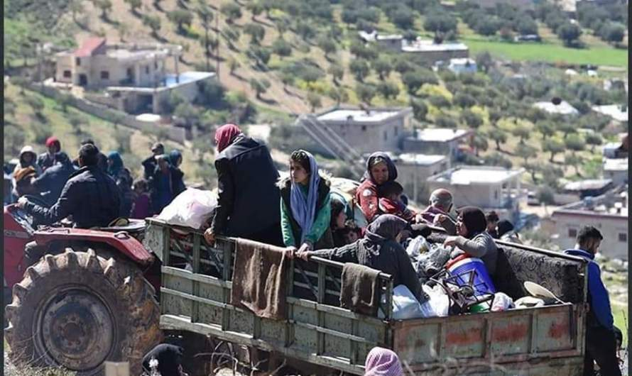 تركيا تنفي استهداف المدنيين….تعرف بالأرقام على النتائج الكارثية للتوغل التركي في سوريا