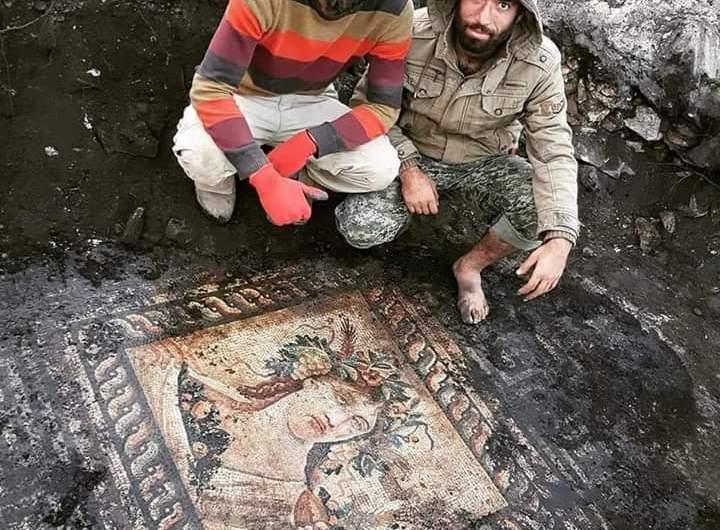 متاحف تركيا تتباهى بآثار سوريا المسروقة