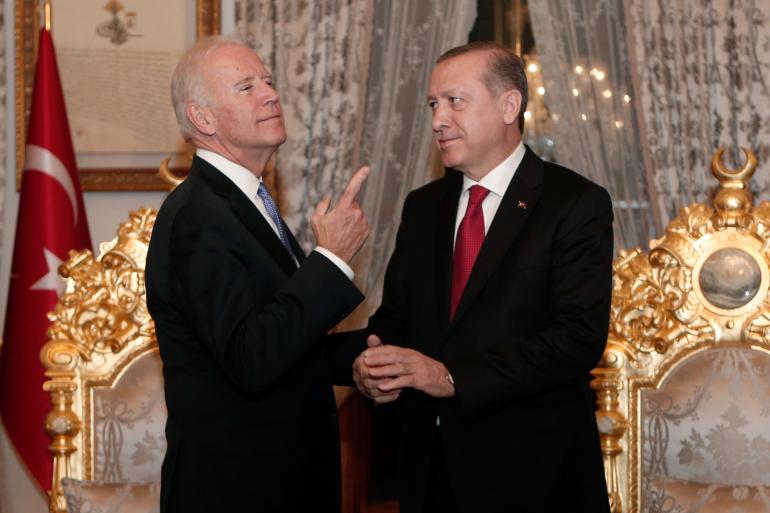 قبل لقائهم في بروكسل … منظمات حقوقية تطالب الولايات المتحدة وبايدن بمعاقبة أردوغان