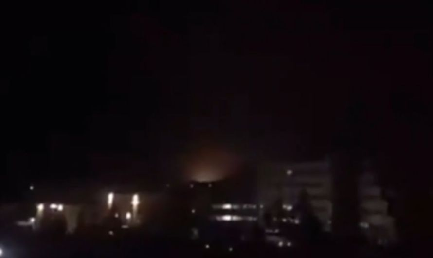 إسرائيل تقصف «مخزن صواريخ» في ريف حلب شمال سوريا
