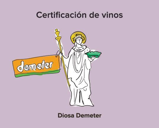 demeter certificacion vinos biodinamicos