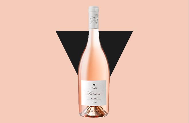 vinos rosados izadi larrosa