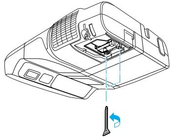 Лампа для Epson EB-440W, EB-450W, EB-450Wi, 455W, 455Wi