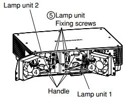 Panasonic ET-LAD57W
