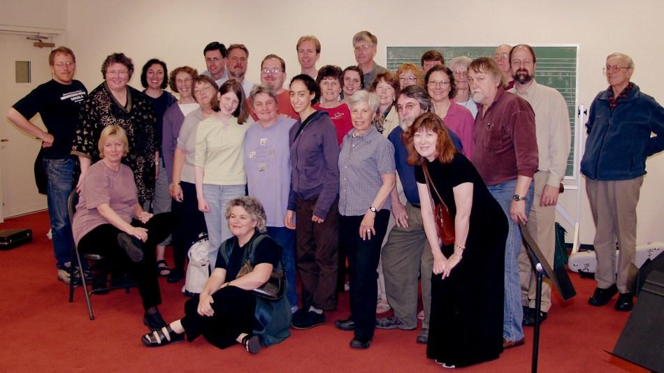 VdGS 3rd Coast Workshop 2007