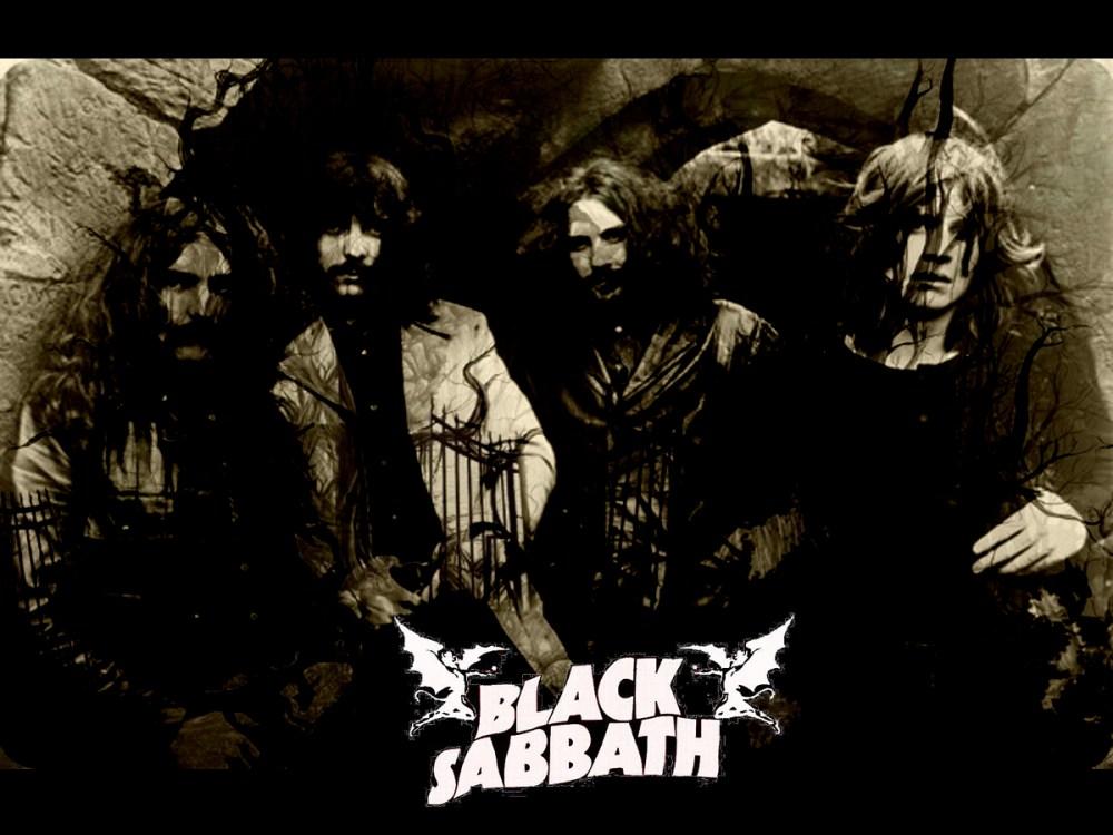 BLACK SABBATH (1/6)