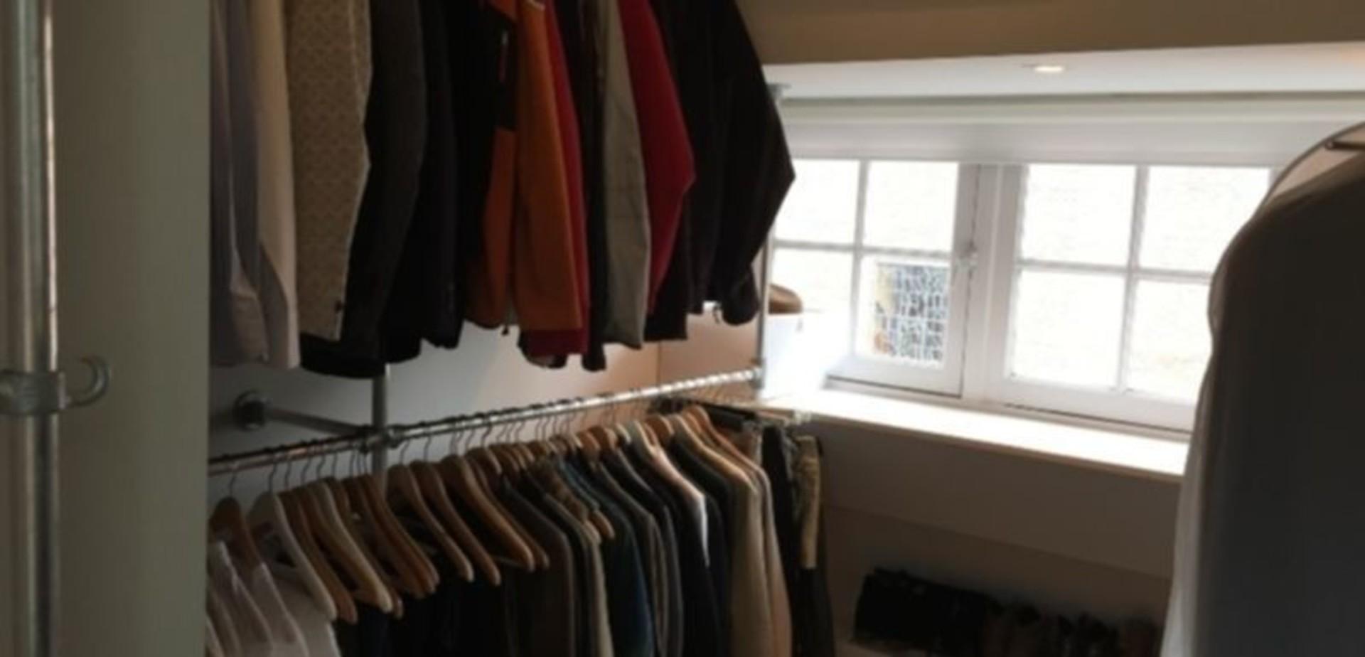Buizenframe kledingrek  voordemakersnl