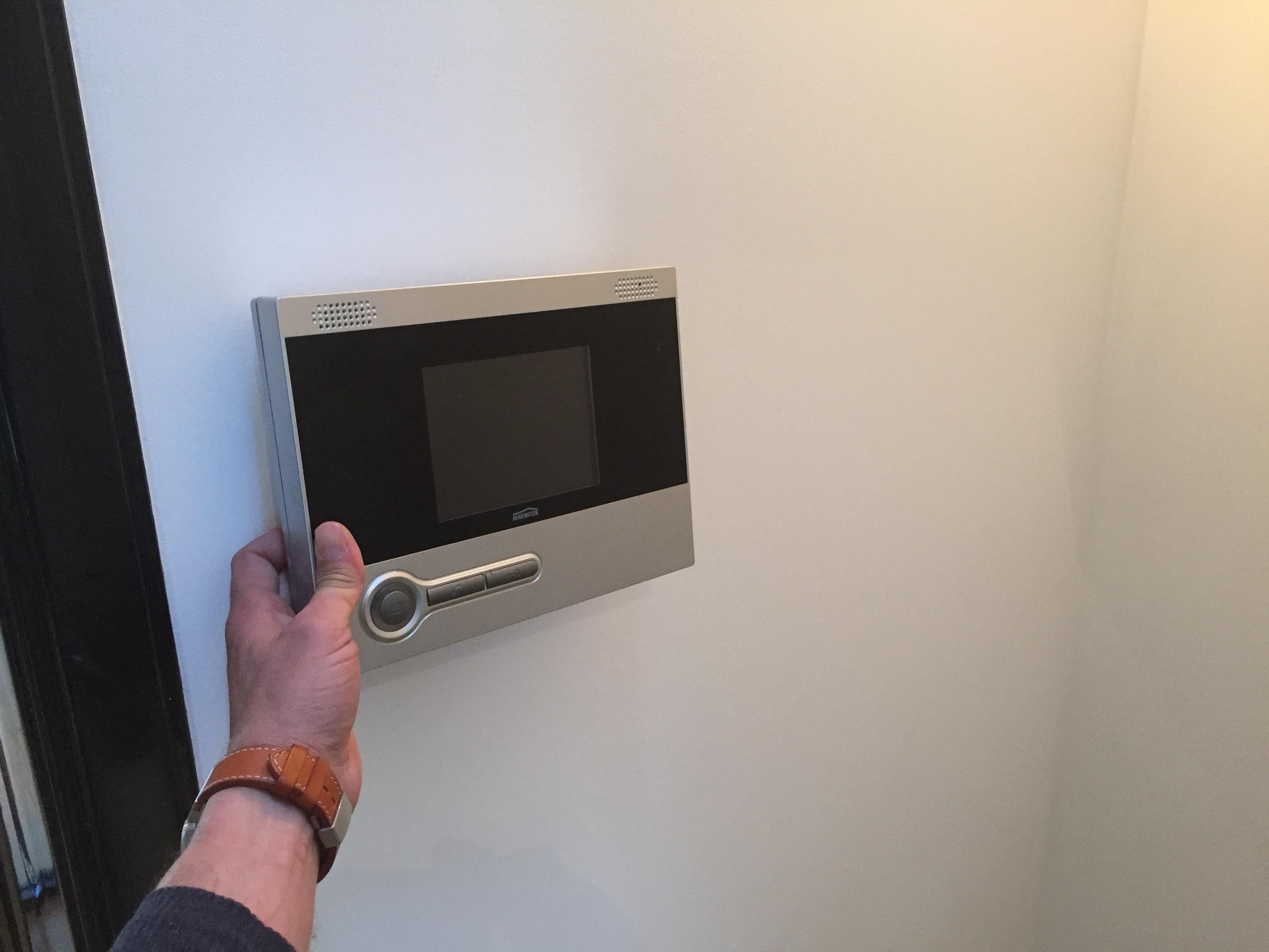 Draadloze deurbel TIP  voordemakersnl