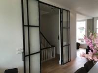 Stalen binnendeuren & raam   voordemakers.nl