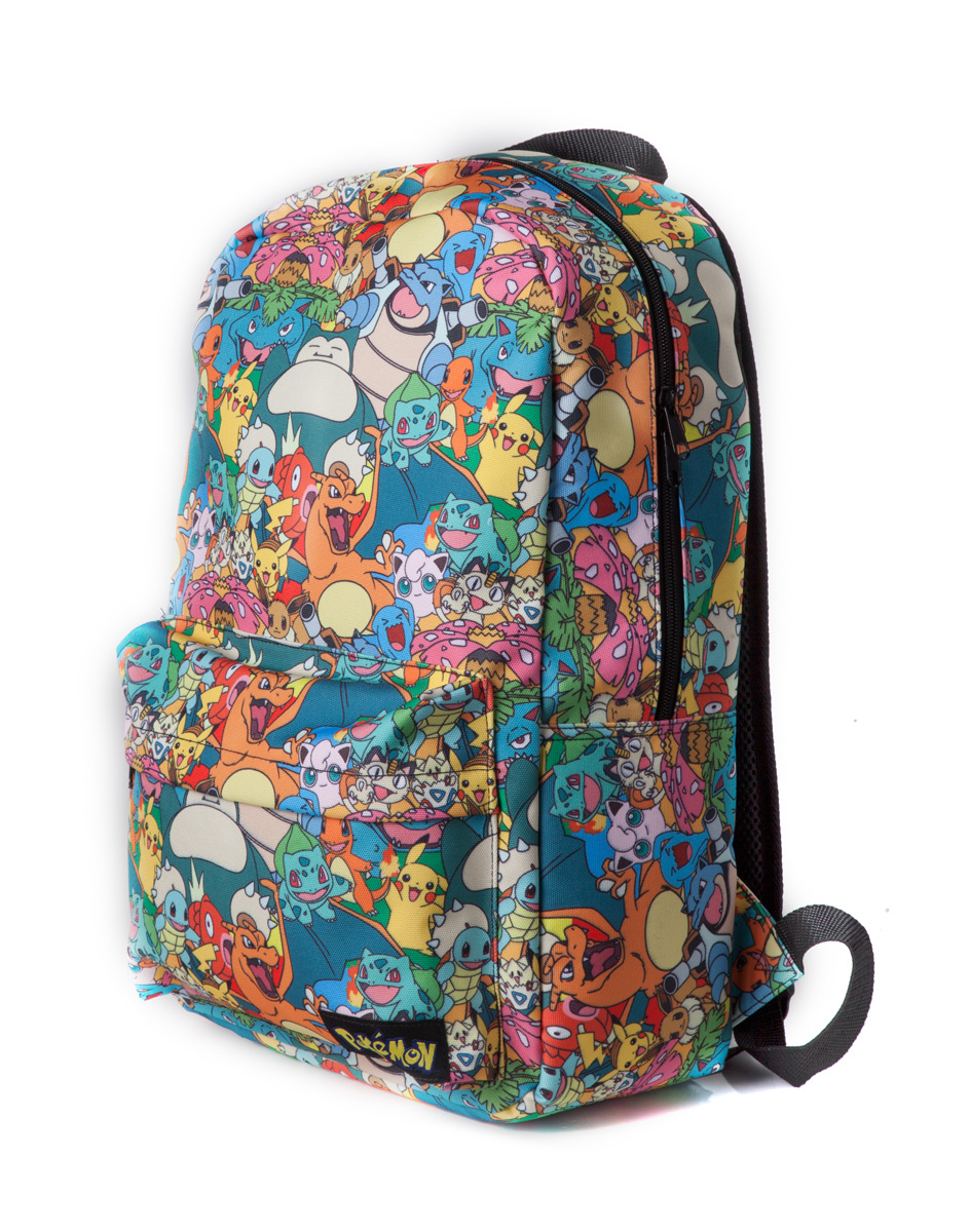 Pokmon Character All Over Backpack