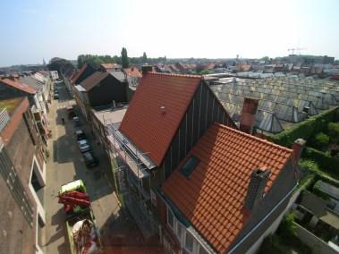 Dakwerken totaalrenovatie Gentbrugge