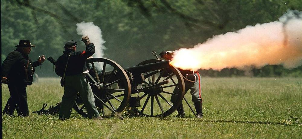Image result for cannon firing gif