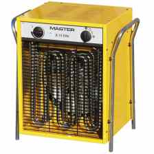 Master Θερμαντήρας B15EPB Ηλεκτρικός με Αέρα 1700 μ.³/ώρα