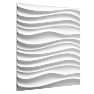 Nakupte WallArt 3D Nástěnné panely Maxwell 12 ks GA-WA22