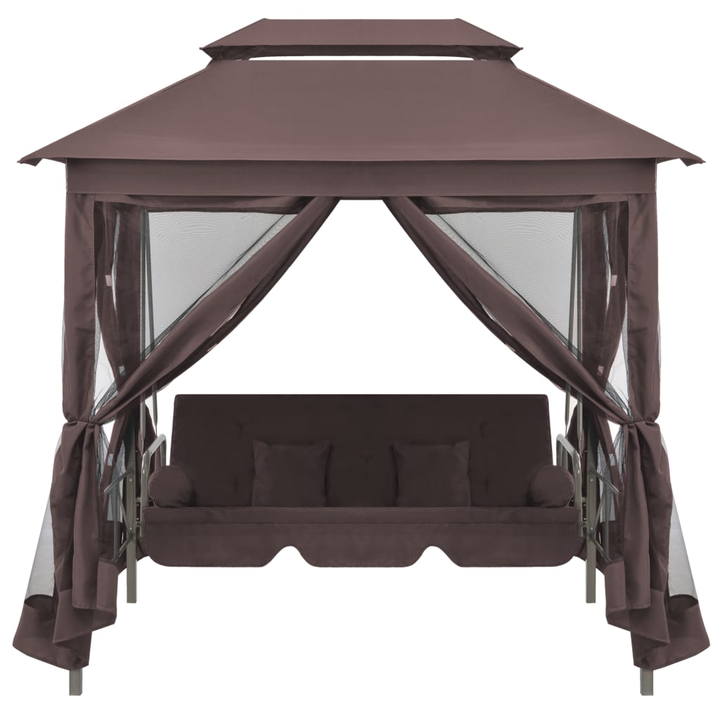 Gazebo Swing Chair Garden Outdoor Patio Porch Seat Hammock