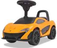 vidaXL Περπατούρα McLaren P1 Κίτρινη