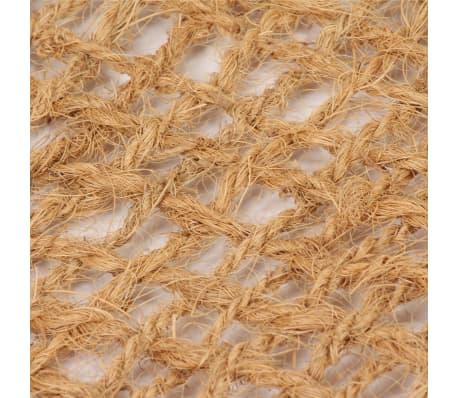 vidaxl tapis de controle de l erosion geotextile fibre de coco 1 x 15 m