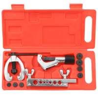 Flaring Tool Kit Set Tube Bender Pipe Repair With Case ...
