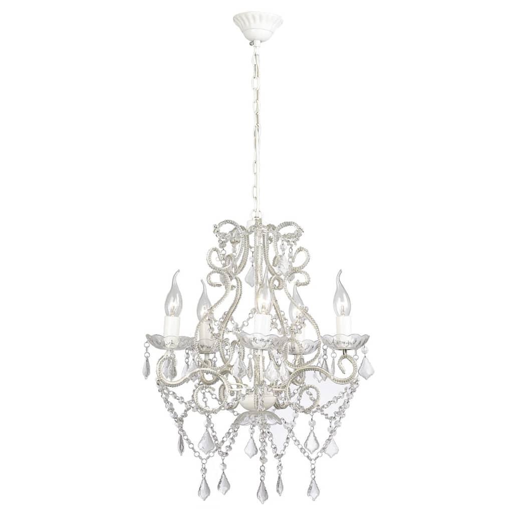High Quality Colorless Genuine Crystal Chandelier Ceiling
