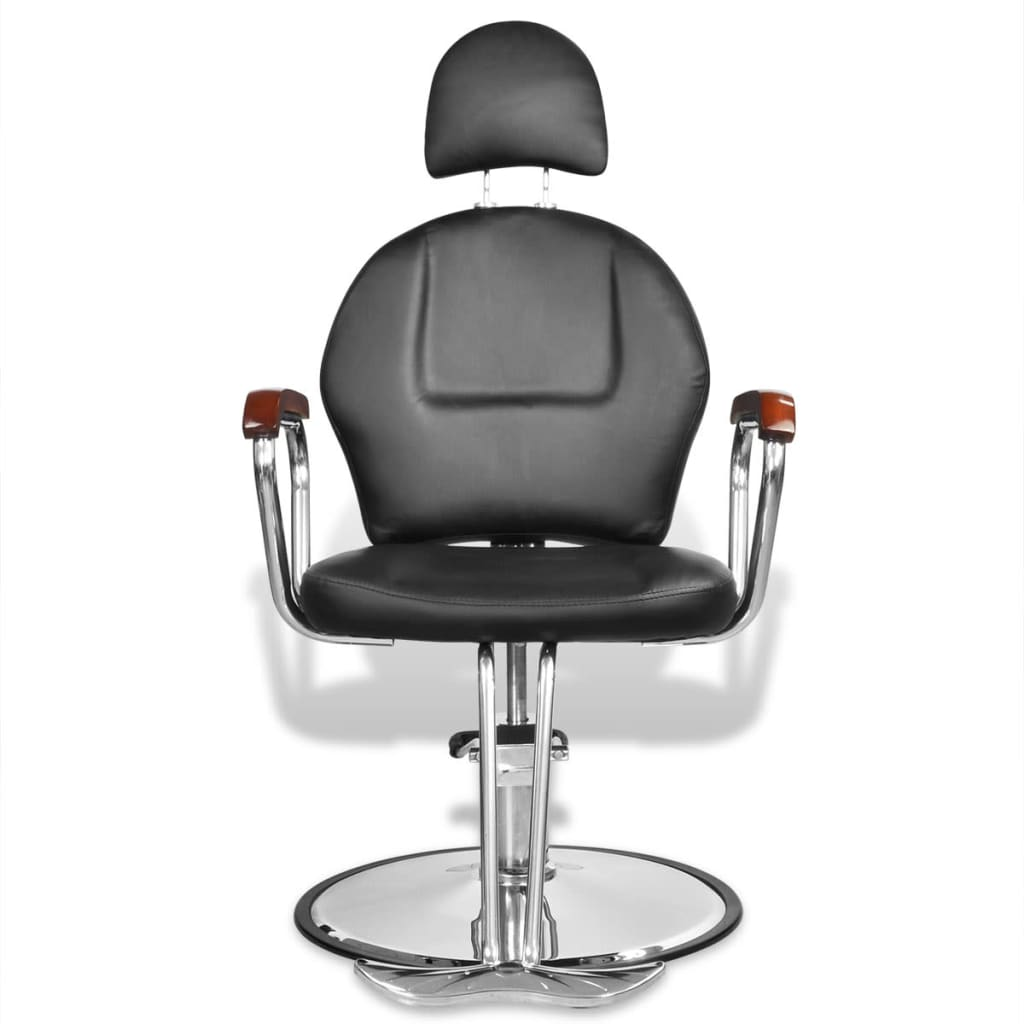 professional barber chair reviews saddle office with headrest artificial leather