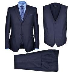 Office Chair Covers Amazon Gabriel Gundacker Metal Chairs Vine Three Piece Men's Business Suit Size 54 Navy Blue | Vidaxl.co.uk
