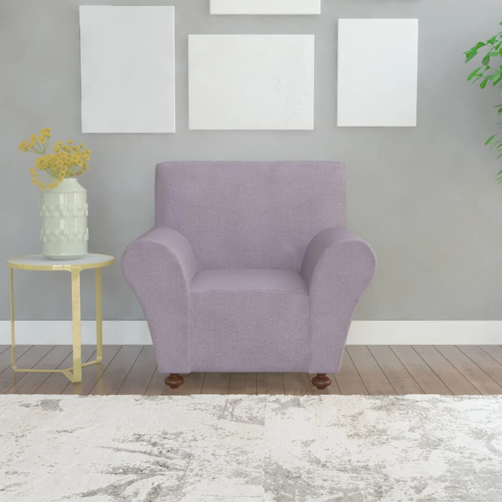 grey stretch chair covers vintage metal dining chairs vidaxl couch slipcover polyester jersey