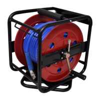 Air Hose Reel Retractable 30m | vidaXL.co.uk