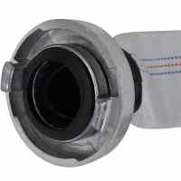 Fire Hose Flat Hose 30 m with C-Storz Couplings 2 Inch ...