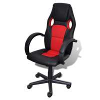 Executive Chair Professional Office Chair Red