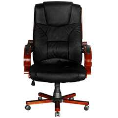 Real Leather Chairs Swivel Vanity Chair Cheap Black Office High Back Vidaxl