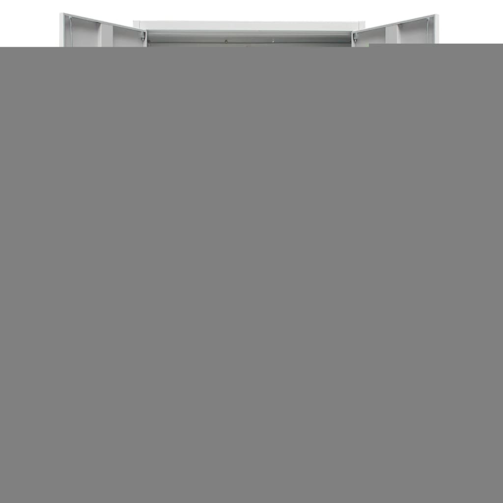 hair salon chairs for sale wheelchair baby metal office cabinet 4 doors 2 drawers grey | vidaxl.com.au