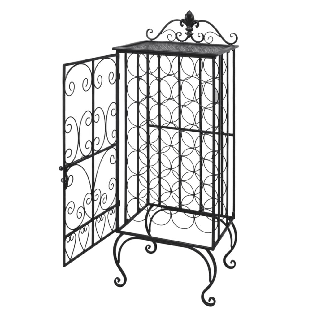 Metal Wine Storage Wine Rack Wine Stand Display Organizer