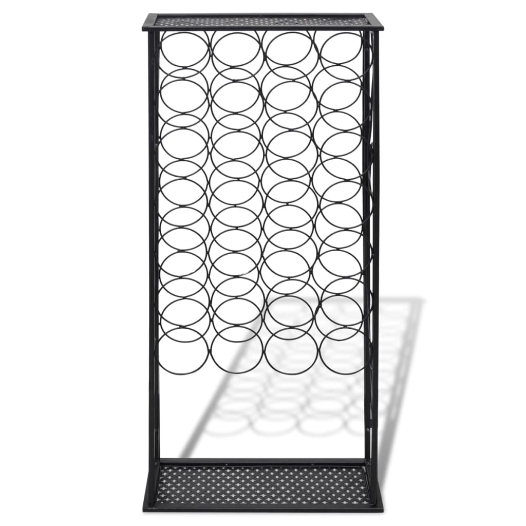 Metal Cubic Wine Storage Wine Rack Wine Stand Display