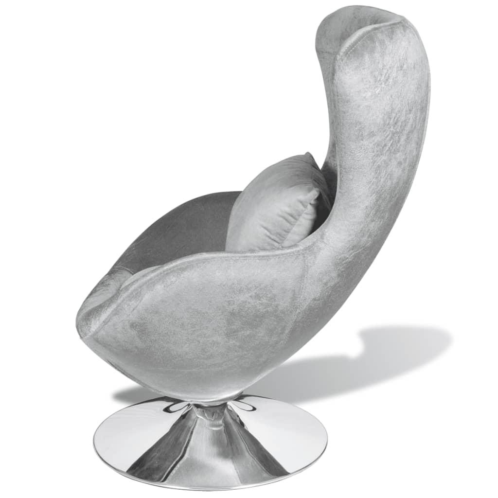egg chair cushion ekornes accessories small silver swivel with vidaxl au