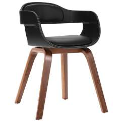 Bentwood Dining Chair Gaming For Xbox 360 With Artificial Leather Upholstery