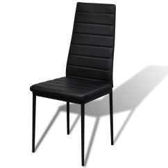 Modern Black Chair Set Hanging Egg Ikea Contemporary Dining With Table And 4 Chairs