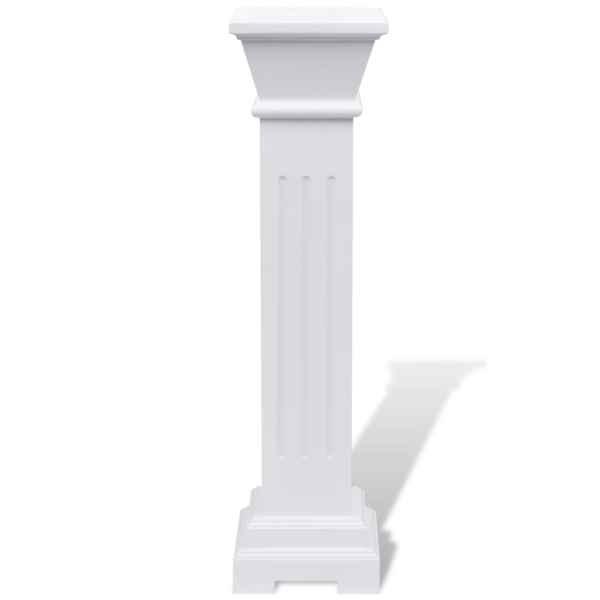 Vidaxl Column Pedestal Pillar Plant Floral Flower Stand